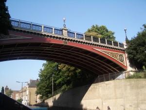Archway Bridge in 2005