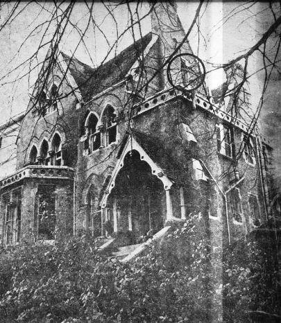 Gothic Mansion On Avenue Road