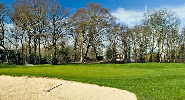 Highgate Golf Course Hole 12 (c) Highgate Golf Club
