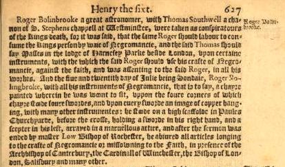 Lodge at Hornsey Reference Annals of England 1603