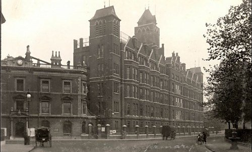 St Pancras Workhouse Infirmary