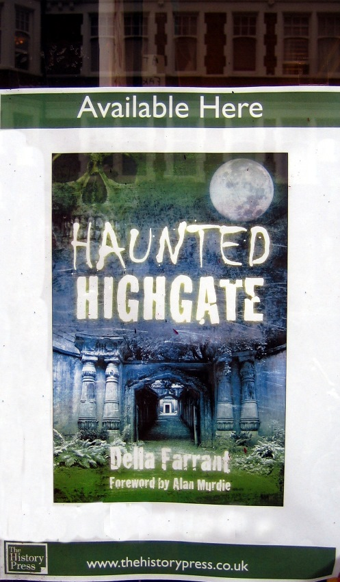 Available Here Haunted Highgate Della Farrant