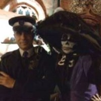 Della Farrant with PCSO Hallowe'en 2014 Ali Dogan (c) PC Sharon Rogers thumbnails
