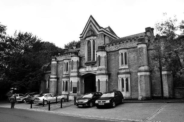 Main entrance Highgate Cemetery West (c) Lorcan Maguire