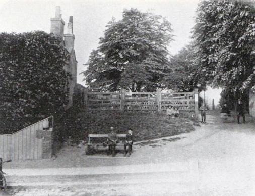 Park House Passage c. 1870