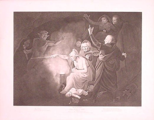 The Conjuration, from Henry VI (Act 1, Scene 4)