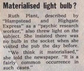 Psychic News Jan 28 1967 thumbnail